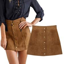 corduroy skirts women suede mini skirt retro corduroy skirt high waist a line