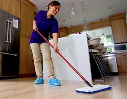 How To Clean Kitchen Floor by How To Clean The Kitchen Floor After Frying Maids By Trade