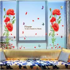 Popular Poppy WallpaperBuy Cheap Poppy Wallpaper Lots From China - Poppy wallpaper home interior