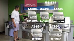 Built In Gas Grills Fire Magic Gas Grills Built In Which One Should I Choose Youtube