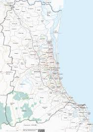 Zip Code Map Omaha List Of Gold Coast Suburbs Wikipedia