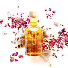 delicate romance balancing bath and shower oil by lola u0027s