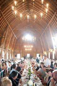 rustic wedding venues in wisconsin wisconsin barn wedding at sugarland snippet
