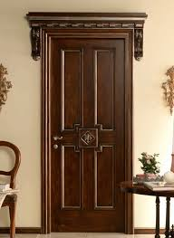 Walnut Interior Door Hermitage 6016 Qq Int Tulipwood Antique Silver Walnut Fin