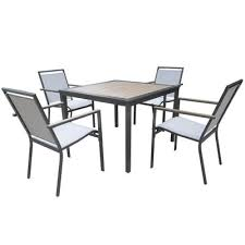 Jcp Patio Furniture Outdoor Oasis Hardwick 5 Pc Outdoor Dining Set Jcpenney