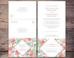 seal and send wedding invitations seal and send etsy