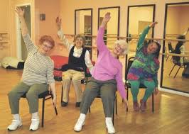 Chair Exercises For Seniors Get Fit While You Sit Philadelphia Corporation For Aging