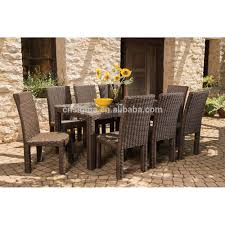 rattan dining room sets rattan folding table rattan folding table suppliers and