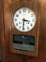 articles with seiko pendulum wall clock qxh110 b tag seiko quartz