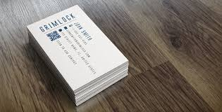 simple blue business card template by nik1010 on deviantart