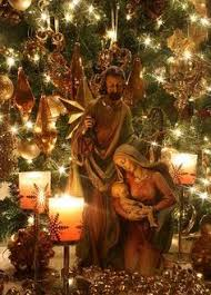 Decoration Of Christmas Crib by Old Fashioned Christmas Nativity Scene U0026 More Decorating Ideas