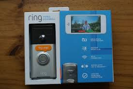 Ring Wi Fi Enabled Video Doorbell by Ring Video Doorbell Review U2013 Irish Tech News