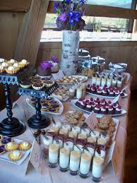 wedding dessert table displays teacup fine baked goods and confections wedding dessert ideas