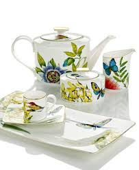 villeroy boch amazonia collection china macy s