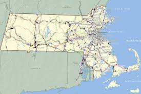 Appalachian Trail Massachusetts Map by Four Massgis Maps You Didn U0027t Know About The Massit Blog