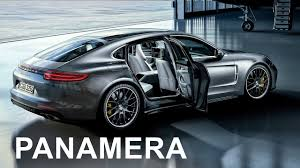 porsche hatchback black 2017 porsche panamera turbo executive and 4 e hybrid executive