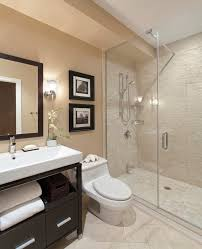 stand up shower designs bathroom transitional with above counter