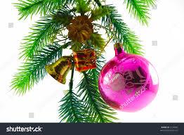 ornaments branch box handbell stock photo 2124945