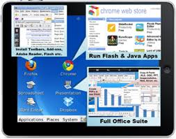 openoffice for android alwaysonpc run chrome firefox flash java open office suite