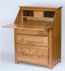 Drop Front Secretary Desk by Amish Mission Drop Front Desk Oak Or Cherry Hardwood Delivery