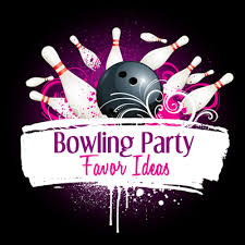 Diy Bowling Favors by Bowling Favor Ideas