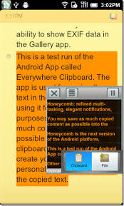 how to access clipboard on android everywhere clipboard for android access to clipboard history