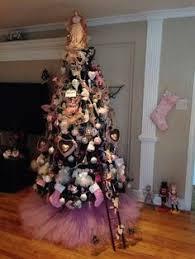 shabby pink tulle tutu tabletop tree skirt 20