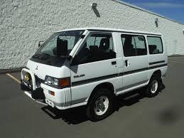 used 1989 mitsubishi delica 4x4 for sale in portland oregon by
