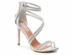 bridesmaid sandals s evening wedding shoes dsw