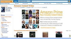 amazon launches movie streaming service targets netflix u2013 variety