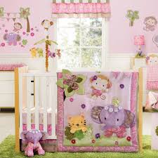 Zanzibar Crib Bedding Kidsline Bedding Sets Blossom Tails 4 Baby Crib Bedding Set