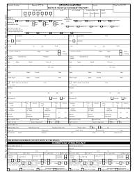 fault report template blank car accident diagram forms accident scene template apoint co