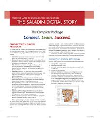 the saladin digital story mcgraw hill higher education