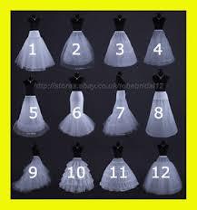 underskirts for wedding dresses white or black hoop bridal wedding dress prom petticoat underskirt