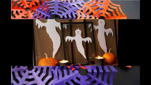 Halloween Crafts Paper Easy Halloween Paper Crafts Ideas Youtube