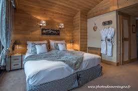 image chambre hotel chambre dans un chalet à chamonix chambres esprit montagne dans