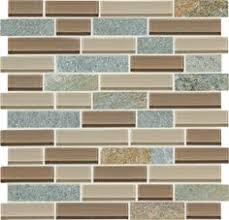 Daltile Phase Mosaics Stone And Glass Wall Tile  For The Home - Daltile backsplash