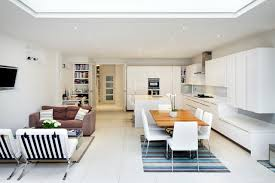 Kitchen And Living Room Designs Open Concept Kitchen Living Room Houzz