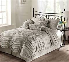 Ruched Bedding Cream Ruched Duvet Cover Home Design Ideas