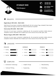 Resume Elegant Resume Templates by Elegant Resume Template Buy Cv Template For Word Gemresume