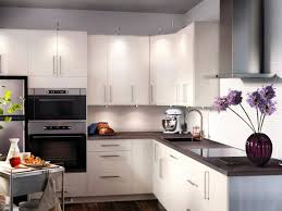 Used Ikea Cabinets Kitchen Astonishing High Quality Ikea Kitchen With White Cabinets