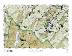 Adirondack Mountains Map Off On Adventure Mount Marshall 5 27 12