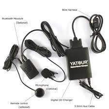 just us 54 free shipping buy yatour car digital music changer
