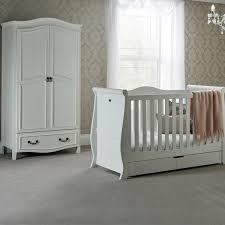 windsor 3 piece nursery furniture set silver cross uk