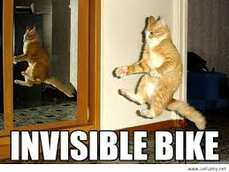 Funny Bike Memes - funny invisible bike meme