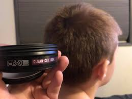 Pomade Axe give a boost of confidence and get 2 axe products at walgreens