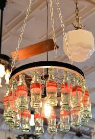 Whiskey Bottle Chandelier 32 Best Reciclar Botellas Vidrio Images On Pinterest Bottle