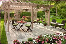 Affordable Backyard Ideas Cheap Simple Backyard Patio Ideas Home Design Ideas