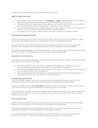 functional resume layout resume formats