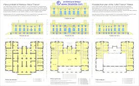 Floor Plan Buckingham Palace Palace Floor Plans Corglife